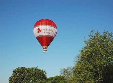 Ballooning Network in Bath